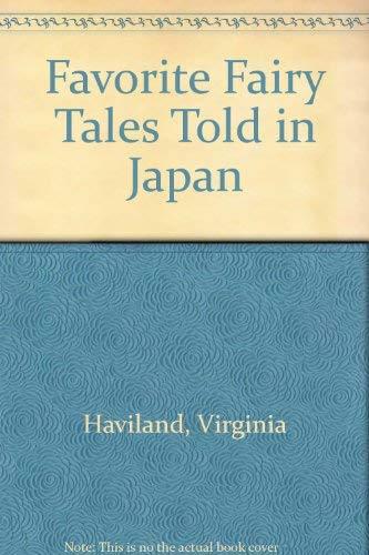 9780606092678: Favorite Fairy Tales Told in Japan
