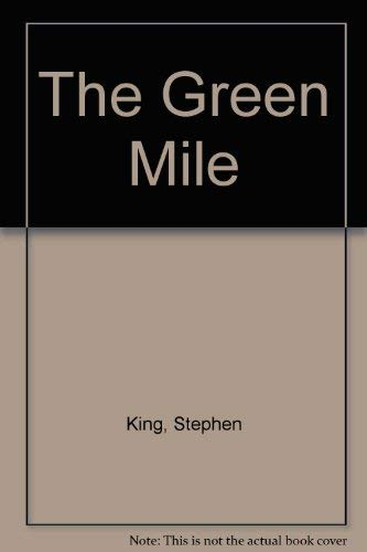 9780606093644: The Green Mile: The Mouse on the Mile