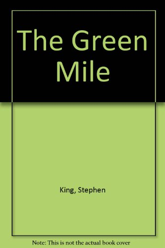 9780606093651: The Green Mile: Coffey's Hands
