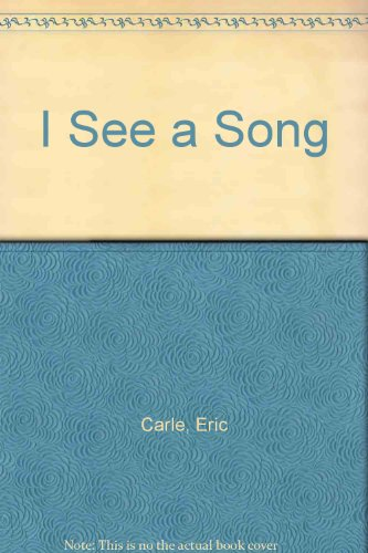 9780606094498: I See a Song