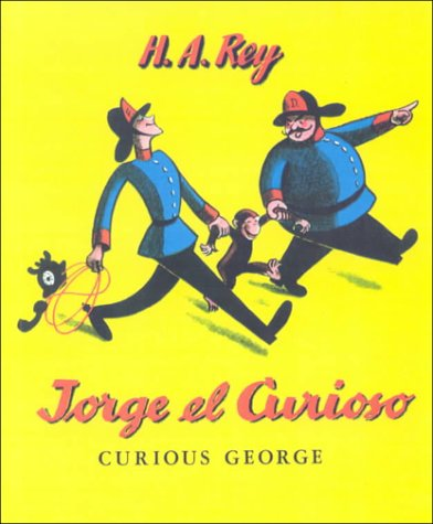 9780606094948: Jorge El Curioso / Curious George (Spanish Edition)