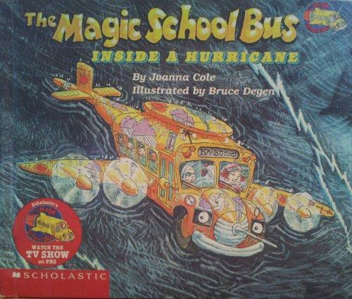 9780606095884: The Magic School Bus Inside a Hurricane
