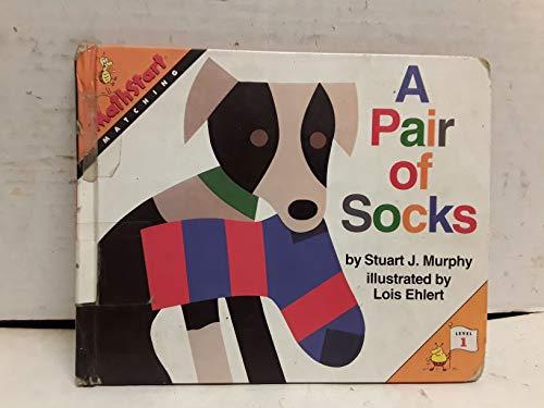 9780606095969: A Pair of Socks (A mathStart book)