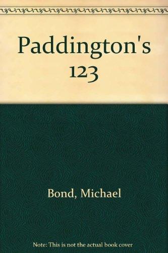 9780606097284: Paddington's 123