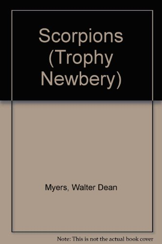 9780606098335: Scorpions (Trophy Newbery)