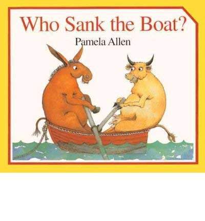 9780606100670: Who Sank the Boat? (PaperStar)