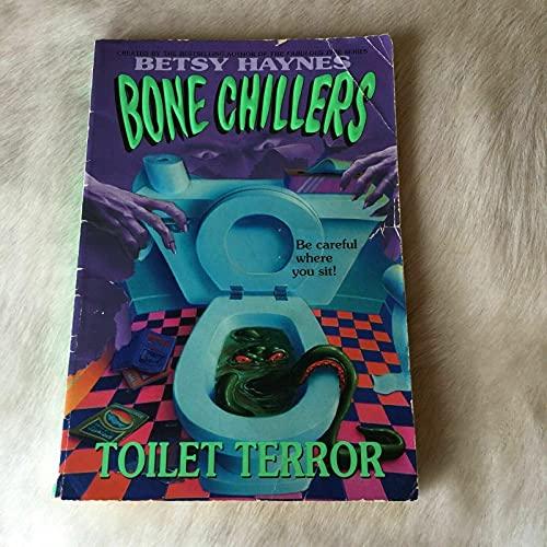 9780606101431: Toilet Terror (Bone Chillers, No 11)