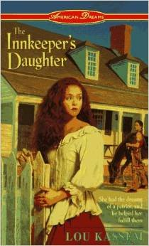 9780606102247: The Innkeeper's Daughter (American Dreams)