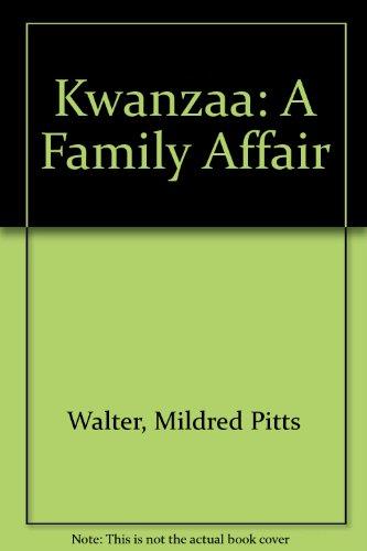 9780606102445: Kwanzaa: A Family Affair