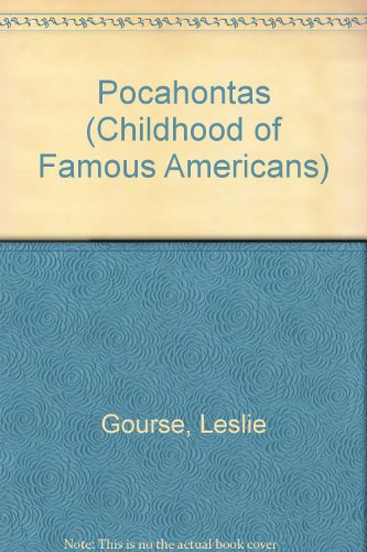 9780606102858: Pocahontas (Childhood of Famous Americans)