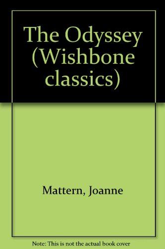 9780606103657: The Odyssey (Wishbone classics)