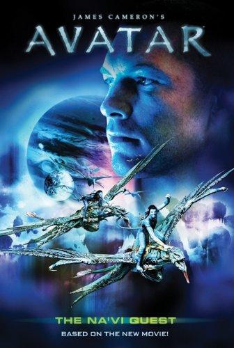 9780606104296: James Cameron's Avatar: The Na'vi Quest (Turtleback School & Library Binding Edition)