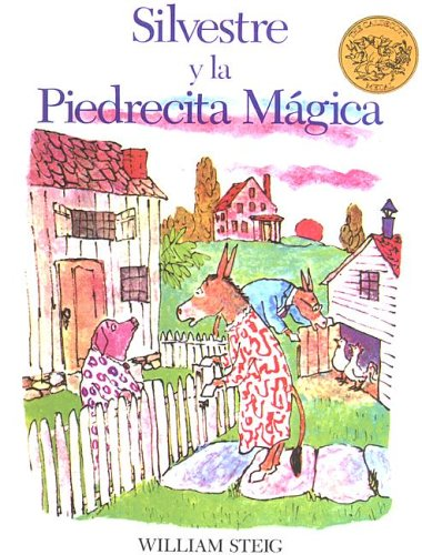 9780606105095: Silvestre Y La Piedrecita Magica / Sylvester and the Magic Pebble (Spanish Edition)