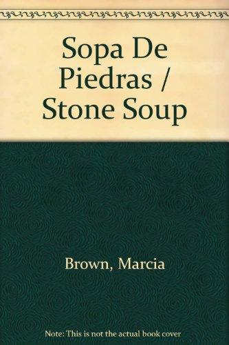 9780606105101: Sopa De Piedras / Stone Soup (Spanish Edition)