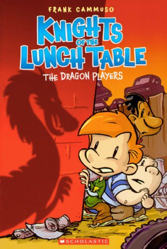The Dragon Players (Turtleback School & Library Binding Edition) (Knights of the Lunch Table): ...