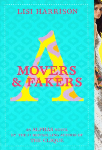 Movers & Fakers (Alphas, No. 2): Harrison, Lisi