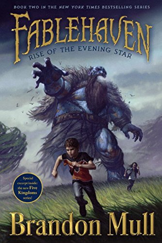 9780606106832: Rise of the Evening Star (Fablehaven)