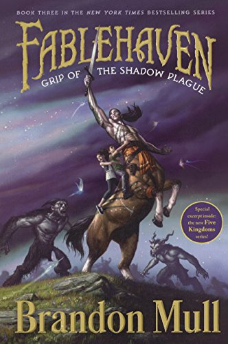 9780606106849: Grip Of The Shadow Plague (Turtleback School & Library Binding Edition) (Fablehaven)
