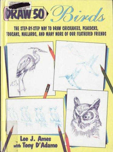 9780606107914: Draw 50 Birds