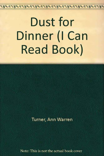 9780606107945: Dust for Dinner (I Can Read Book)