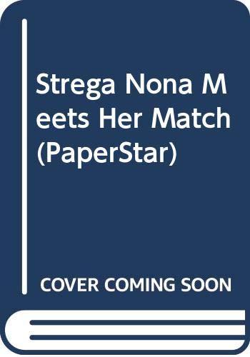 9780606109451: Strega Nona Meets Her Match (PaperStar)