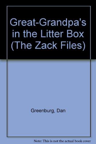 9780606109819: Great Grandpa's in the Litter Box (The Zack Files)