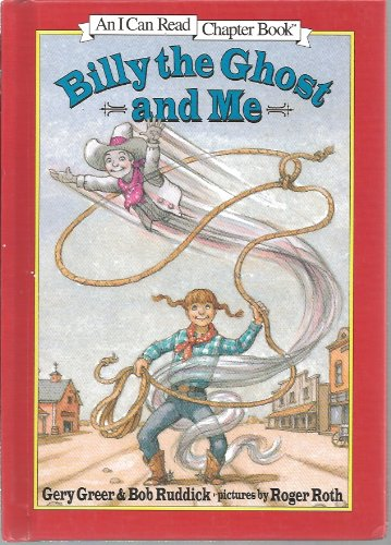 9780606111294: Billy the Ghost and Me (An I Can Read Book)