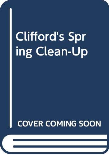 9780606112130: Clifford's Spring Clean-Up