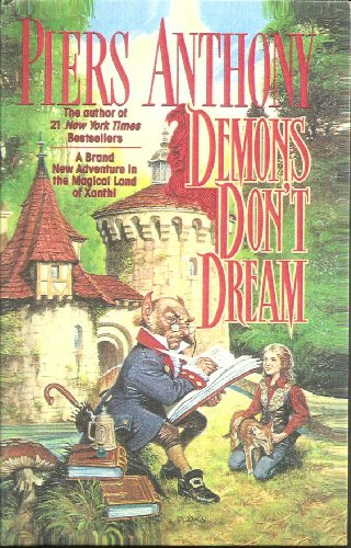 9780606112499: Demons Don't Dream (Xanth)