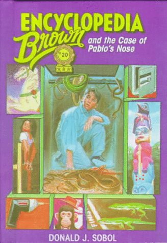 9780606112987: Encyclopedia Brown and the Case of Pablo's Nose