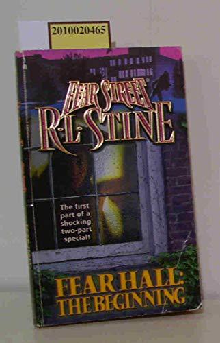 9780606113168: Fear Hall: The Beginning (Fear Street, No. 46)