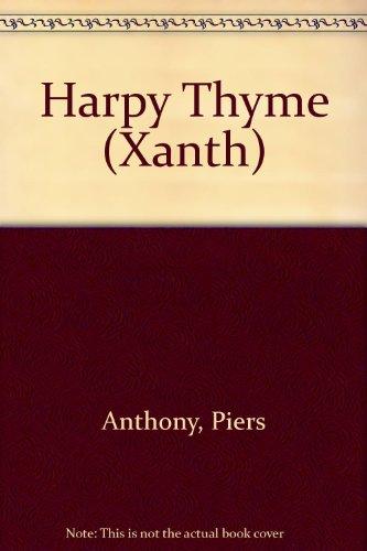 9780606114394: Harpy Thyme (Xanth)