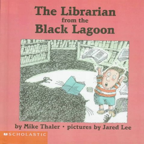 9780606115599: The Librarian from the Black Lagoon