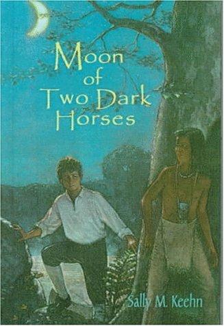 9780606116374: Moon of Two Dark Horses