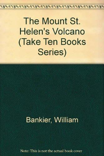 9780606116411: Mount St. Helens Volcano (Take Ten Books Series)