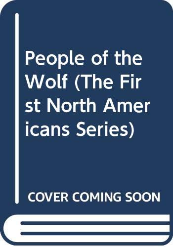 9780606117364: People of the Wolf (The First North Americans Series)