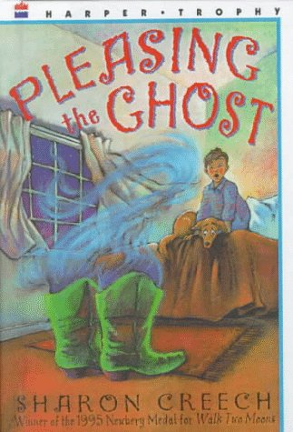 9780606117579: Pleasing the Ghost