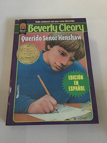 9780606117760: Querido Senor Henshaw / Dear Mr. Henshaw (Spanish Edition)