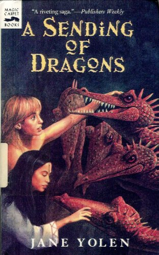 9780606118293: A Sending of Dragons (Pit Dragon Chronicles)
