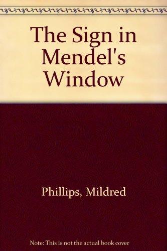 9780606118422: The Sign in Mendel's Window