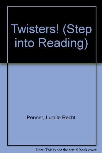 9780606120203: Twisters! (Step Into Reading Series)