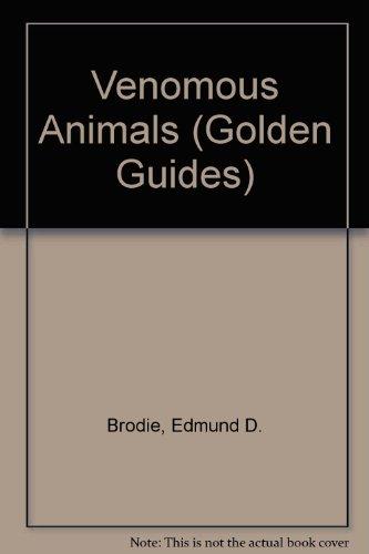 9780606120388: Venomous Animals (Golden Guides)