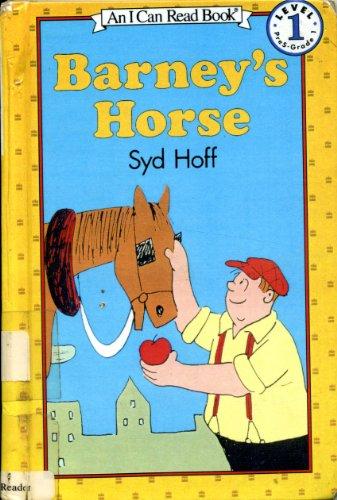 9780606121767: Barney's Horse