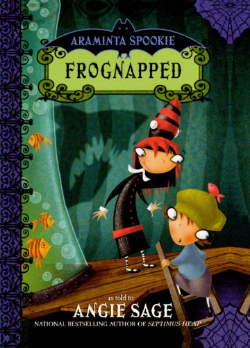 Frognapped (Turtleback School & Library Binding Edition): Angie Sage