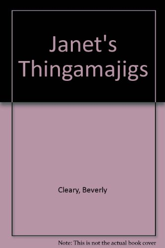 9780606123600: Janet's Thingamajigs