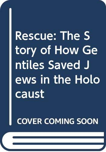 9780606124980: Rescue: The Story of How Gentiles Saved Jews in the Holocaust