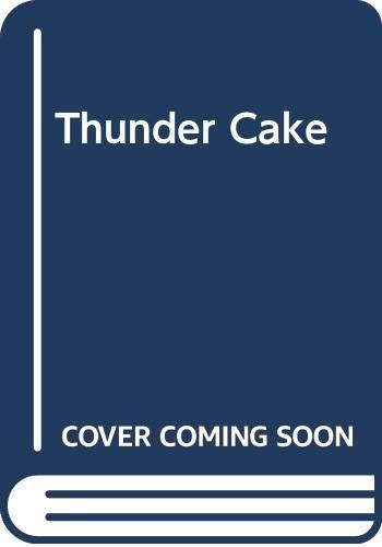9780606125413: Thunder Cake