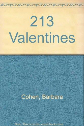 9780606125550: 213 Valentines