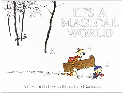 9780606127448: It's a Magical World: A Calvin and Hobbes Collection