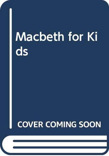 9780606127622: Macbeth for Kids